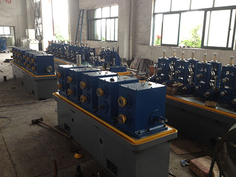 Precision high frequency welded pipe units3