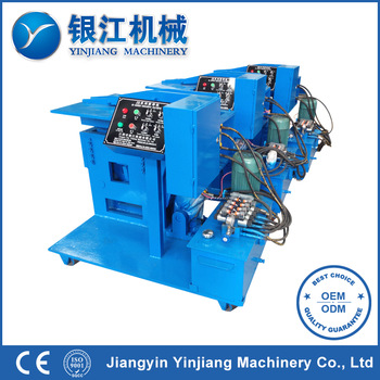 shear and butt welding machine